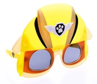Sun-Staches: Lil' Characters Sunglasses - Paw Patrol Rubble