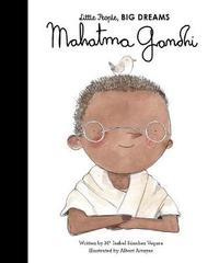 Mahatma Gandhi by Isabel Sanchez Vegara