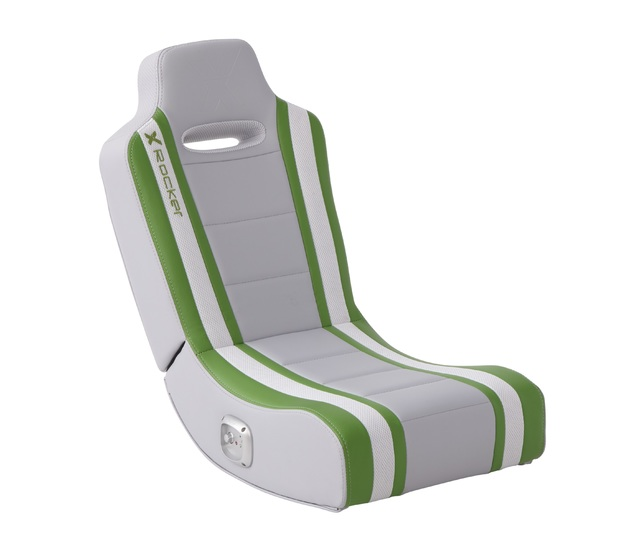 X Rocker Shadow 2.0 Gaming Rocker (Green) for