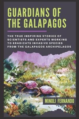 Guardians Of The Galapagos by Minoli Fernando