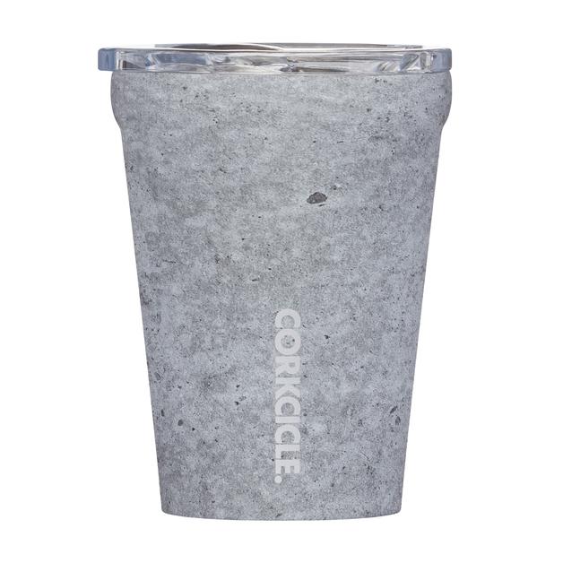 Corkcicle: Stemless Tumbler - Concrete (355ml)
