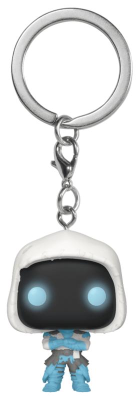 Fortnite - Frozen Raven Pocket Pop! Keychain
