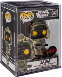 Star Wars - Jawa (Futura) Pop! Vinyl Figure + Protector