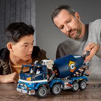 LEGO Technic: Concrete Mixer Truck - (42112)