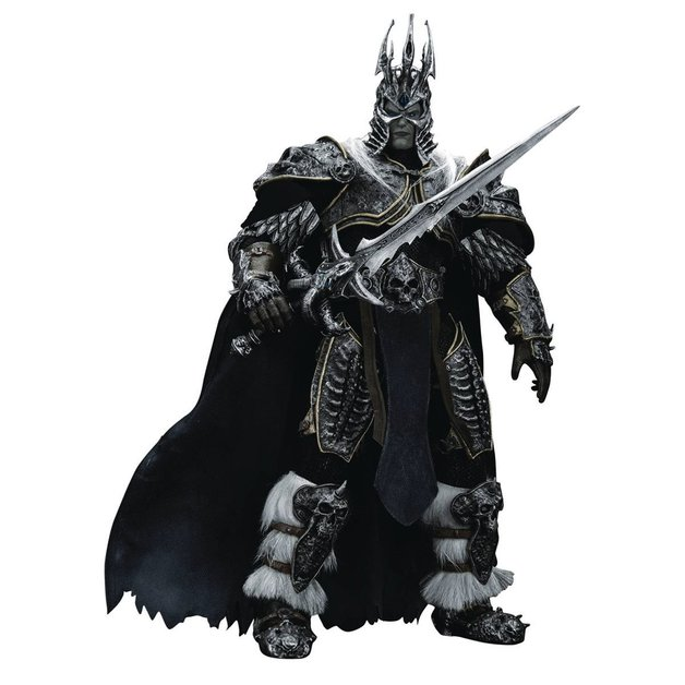 """World of Warcraft: Lich King - 8"""" Dynamic Action Figure"""