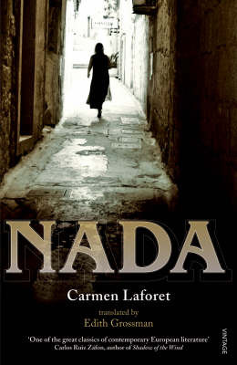 Nada by Carmen Laforet image