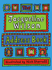 The Jacqueline Wilson Address Book by Jacqueline Wilson image