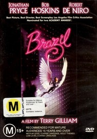 Brazil on DVD image