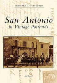 San Antonio, Texas Postcards by Mel Brown
