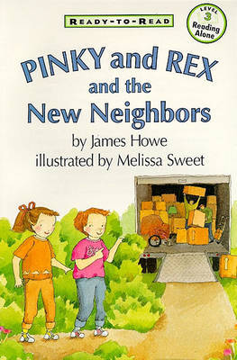 Pinky and Rex and the New Neighbors by James Howe image