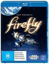 Firefly - The Complete Series on Blu-ray
