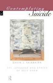 Contemplating Suicide by Gavin J. Fairbairn image