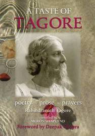 A Taste of Tagore by Rabindranath Tagore