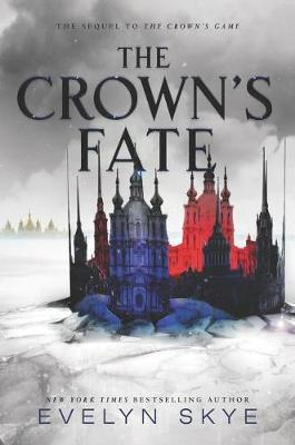 The Crown's Fate by Evelyn Skye image