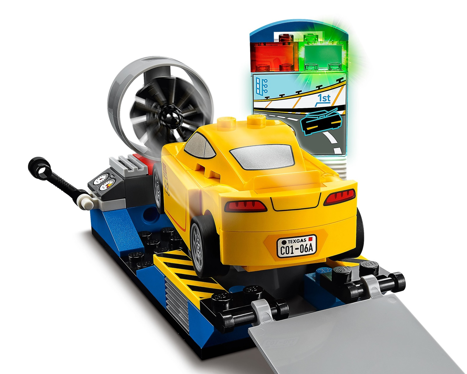 LEGO Juniors: Cruz Ramirez Race Simulator (10731) image