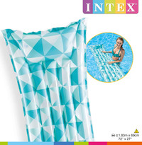 Intex: Mosaic Float Mat - (Assorted Designs)