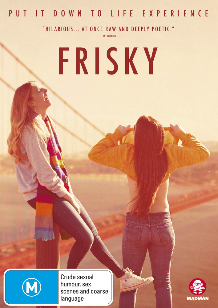 Frisky on DVD image