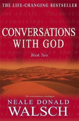 Conversations with God - Book 2 by Neale Donald Walsch image