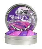 Crazy Aaron's Thinking Putty: Hypercolour Putty Mini-Tin - Amethyst Blush (5cm)