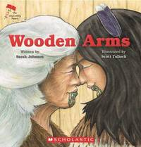 Wooden Arms by Sarah Johnson