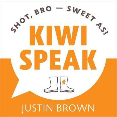 Kiwi Speak by Justin Brown image