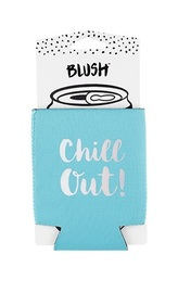 Blush: Chill Out - Beer Koozie image