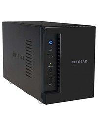 """ReadyNAS 212 """"MEDIA HUB"""" - 2 bay Consumer Desktop NAS (Diskless)"""