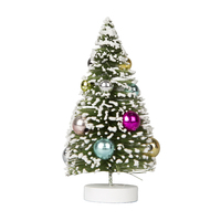 Post-Modern Disco Bauble Tree Standing Decoration - Small