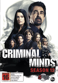 Criminal Minds - Season 12 on DVD