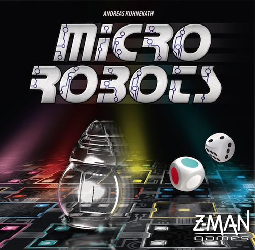 Micro Robots - Board Game image