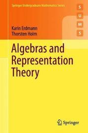 Algebras and Representation Theory by Karin Erdmann image