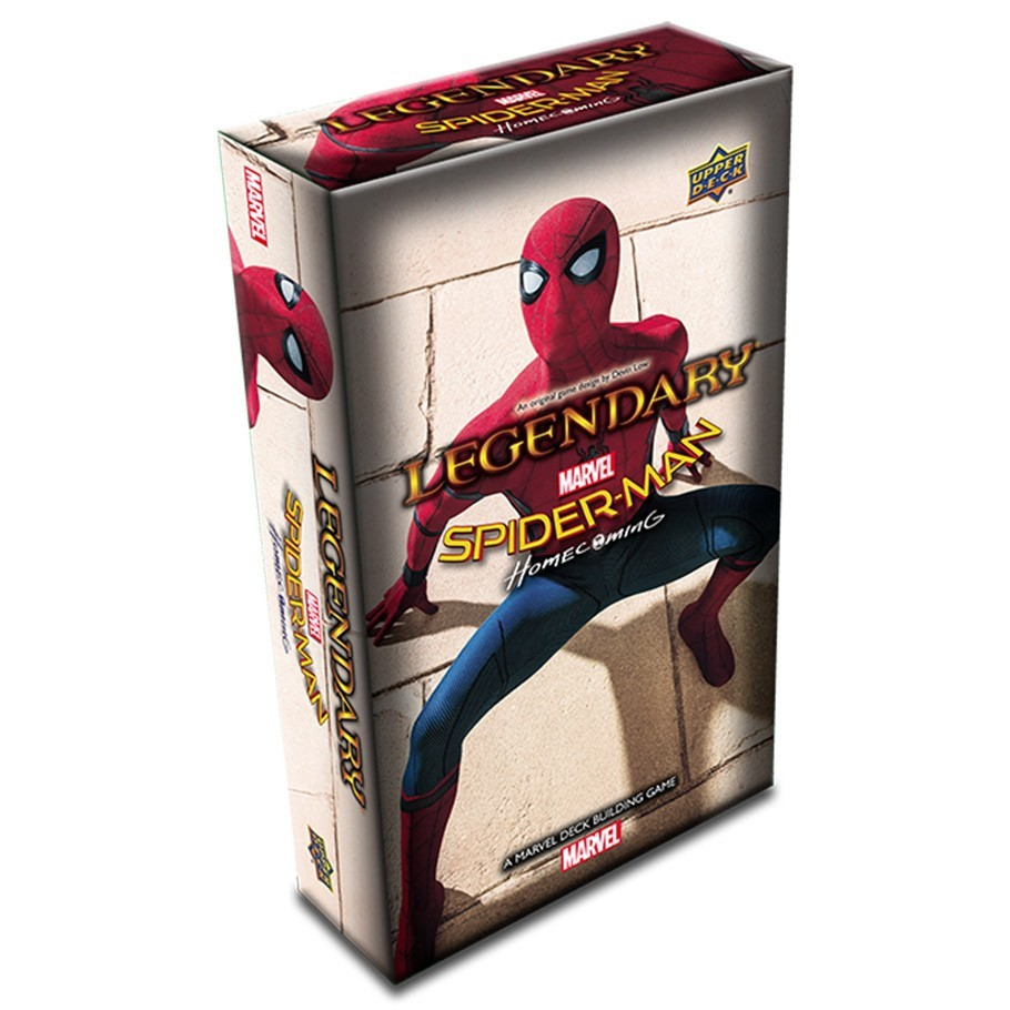 Legendary: Spider-Man Homecoming - Expansion Set image