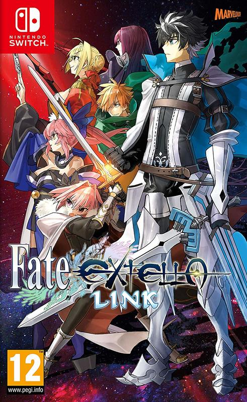 Fate Extella Link for Switch