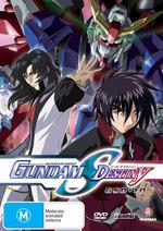 Gundam Seed - Gundam S Destiny: Vol 10 on DVD