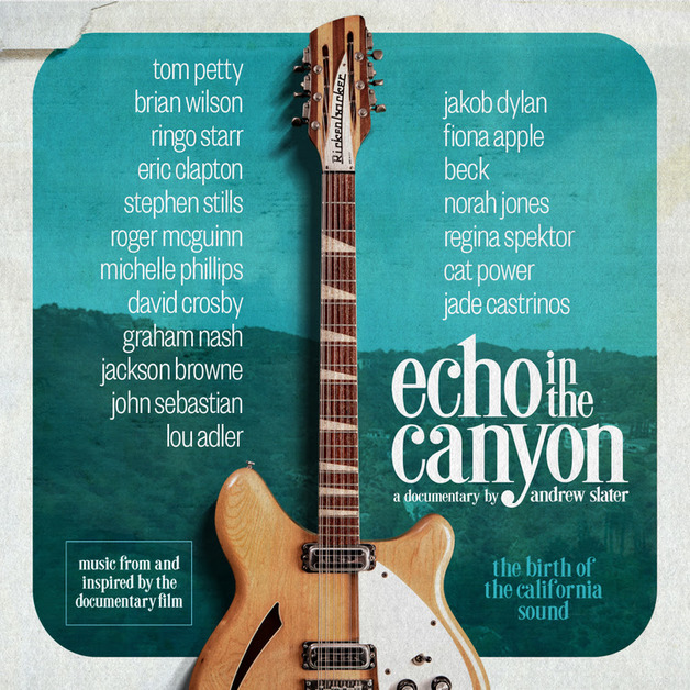 Echo In The Canyon (LP) by Original Motion Picture Soundtrack