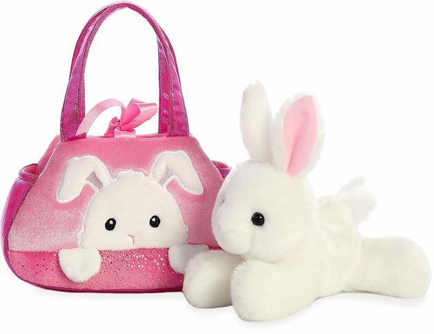 Aurora: Peek-A-Boo-Bunny - Fancy Pals Set