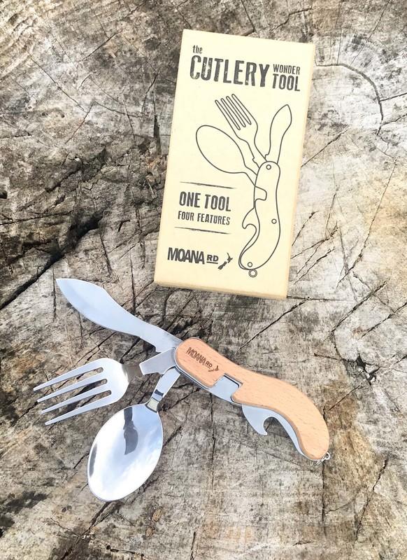Moana Road: Cutlery Tool