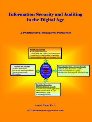 Information Security and Auditing in the Digital Age by Amjad Umar image