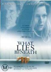 What Lies Beneath on DVD