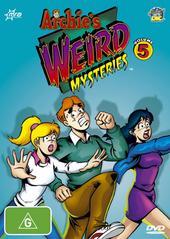 Archie's Weird Mysteries: Volume 5 on DVD
