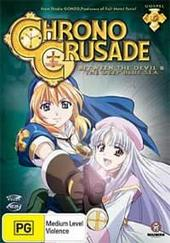 Chrono Crusade - Vol 5 - Between The Devil & The Deep Blue Sea on DVD