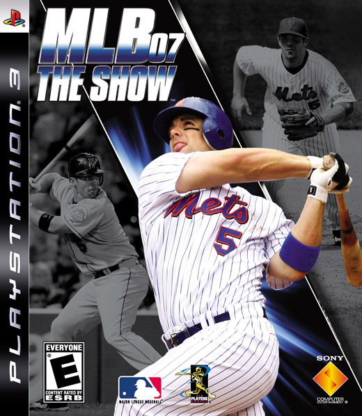 MLB '07 The Show for PS3