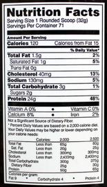 Optimum Nutrition Gold Standard 100% Whey - Extreme Milk Chocolate (2.27kg) image