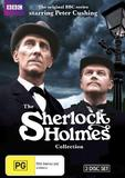 The Sherlock Holmes Collection on DVD