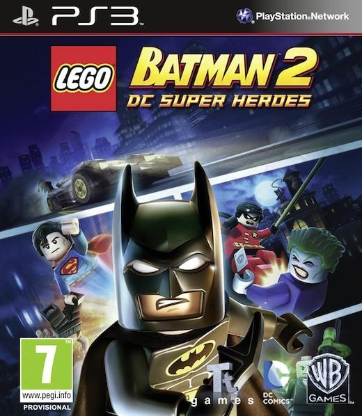 LEGO Batman 2: DC Super Heroes for PS3