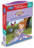 Reading Adventures: Sofia the First Box Set (Level Pre-1, 10 Books) by Disney Book Group