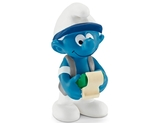 Schleich - Book Keeper Smurf