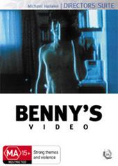 Benny's Video on DVD