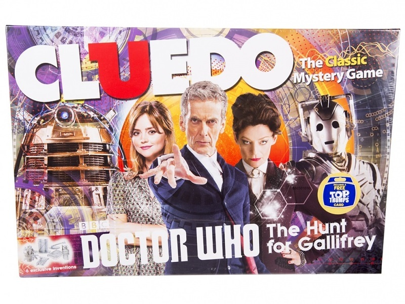 Cluedo - Doctor Who Edition image