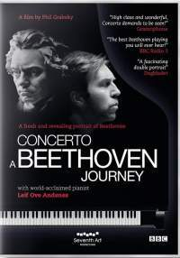 Concerto: A Beethoven Journey on DVD image